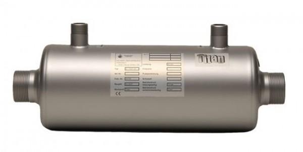 Dapra Titan Heizungswärmetauscher HWT 42 kW
