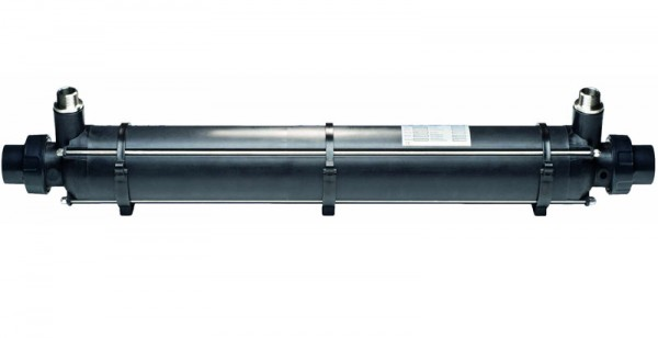 Wärmetauscher Dapra Edelstahlwellrohr KWT 105 - 108 kW