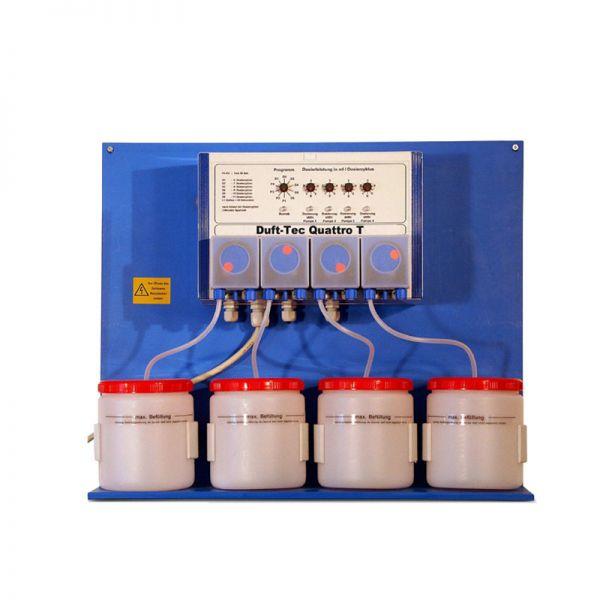 EOS Duft Tec Quattro T automatische Dampfsauna Aufgussanlage