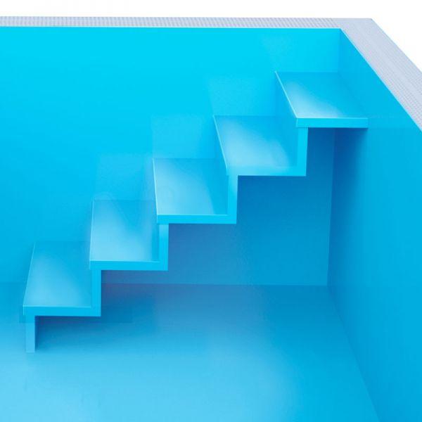 Aufpreis Albixon Treppe X AIR blau oder weiß