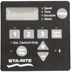 Display-Sta-Rite-S5P2