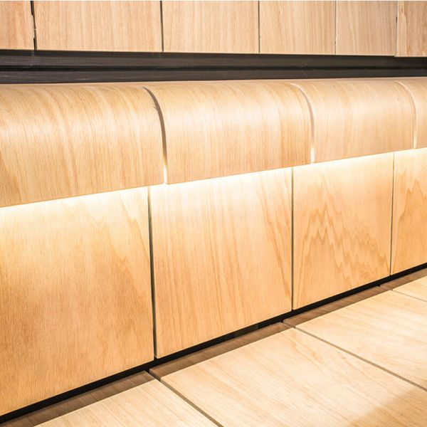 Harvia Sauna LED Lichtstreifen