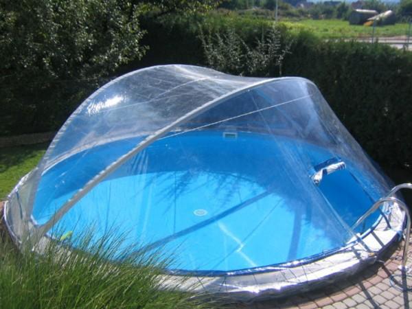 Ersatzfolie Cabrio Dome Ovalbecken 6,00 x 3,00 m