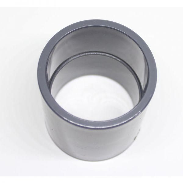 PVC Muffe d 63 mm