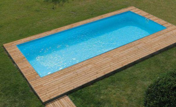 Albixon QBIG Benefit Plus Skimmer Pool 3,00 x 6,00 m