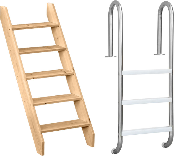 Set-Holztreppe-5-Stufen-Edelstahl-Holz-JAVA-Interline-gespiegelt