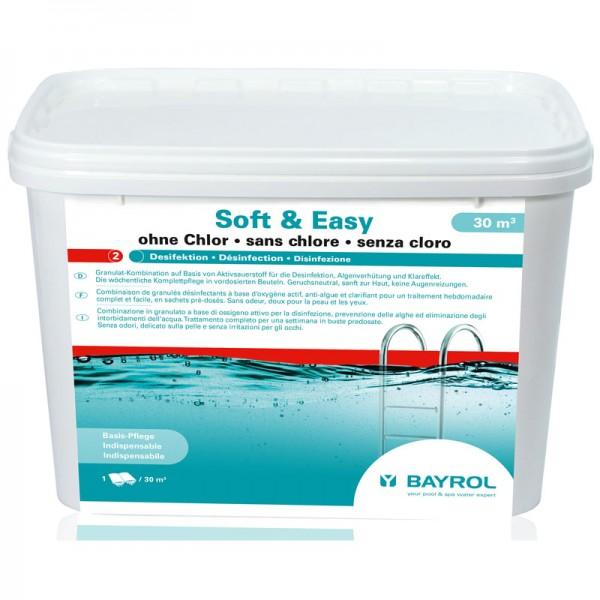 Bayrol Soft & Easy 5,04 kg für 30 m³