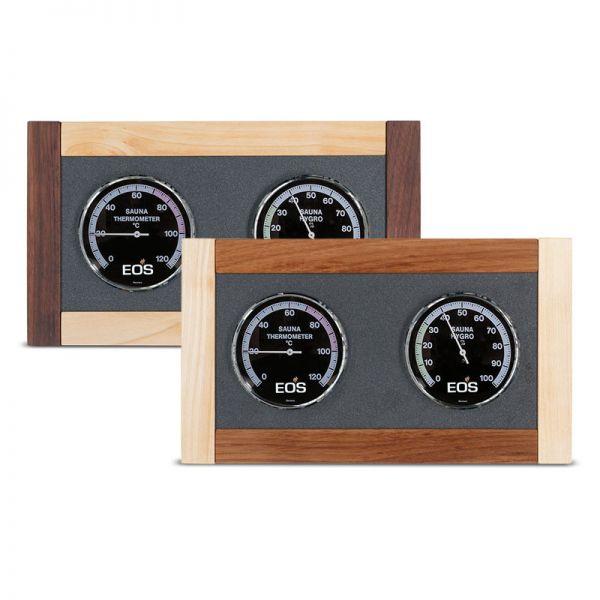 Sauna Thermometer und Hygrometer Excellent