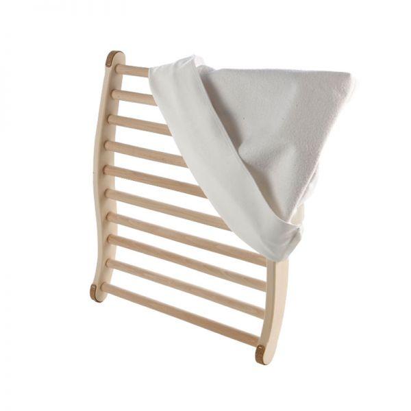 Sauna Rückenlehne ergonomisch inkl. Bezug