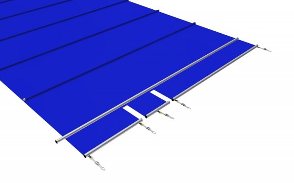 BAC Holmenausschnitt Verstärkung Poolleiter