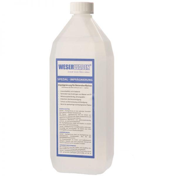 Spezial Imprägnierung 1 L Flasche farblos