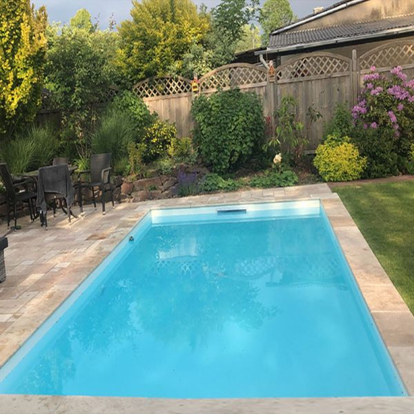 Isotherm Pool 4,50 x 3,50 x 1,50 m