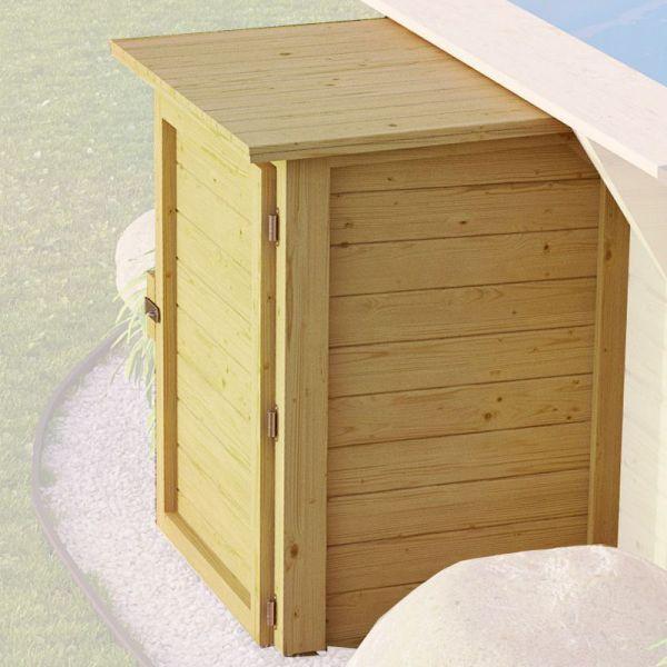 Trend Technikbox Holzpools