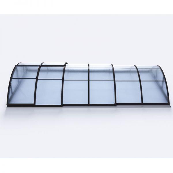 Albixon Poolüberdachung Klasik A 319 x 635 cm