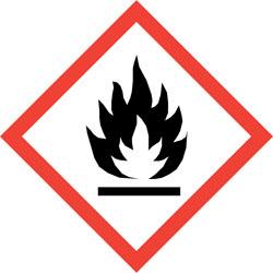 Gefahrensymbol-Feuer