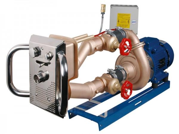 Gegenstromanlage FitStar Junior 2,6 kW