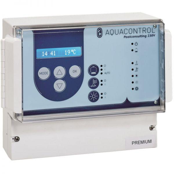 Swim tec Poolsteuerung PoolConsulting Premium 230 V