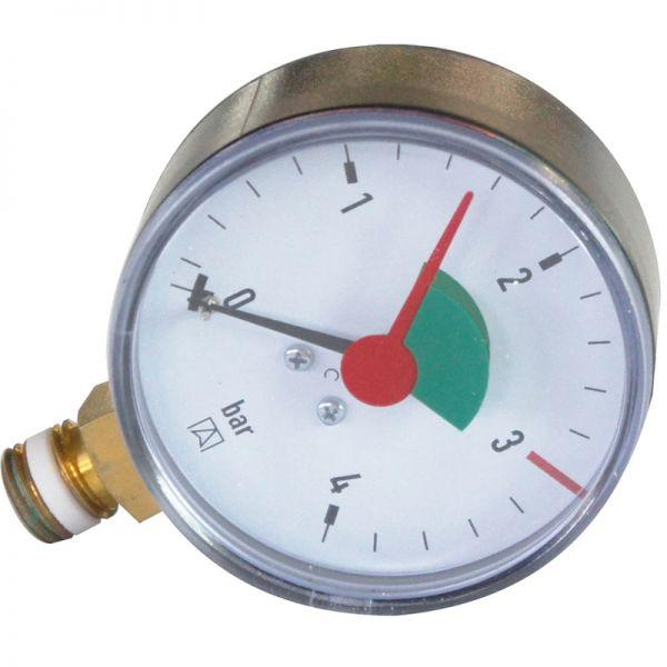 "Manometer d 60 mm 1/4"" AG"