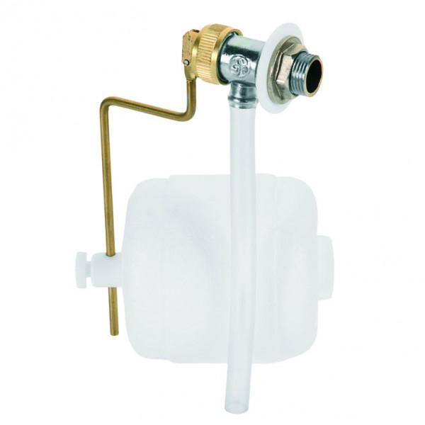 Mechanischer Wasserstandsregler für Edelstahlskimmer