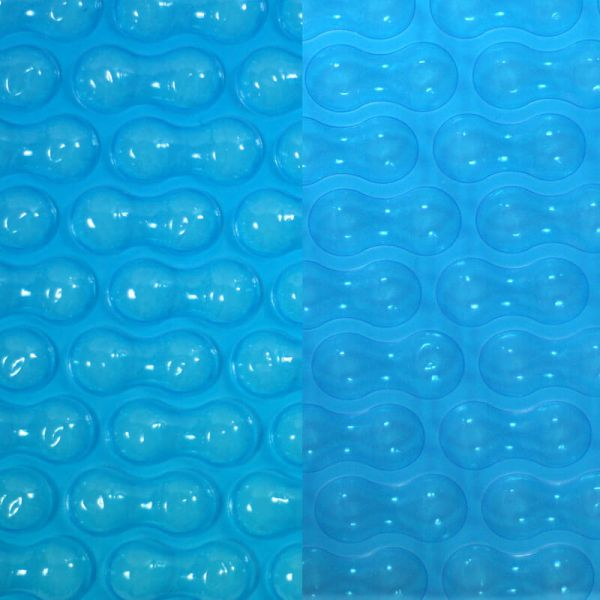 Solarfolie hellblau GeoBubble 500 mµ Rechteckbecken