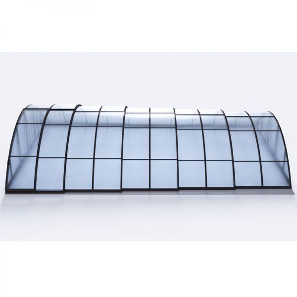 Albixon Poolüberdachung Klasik D 564 x 1276 cm