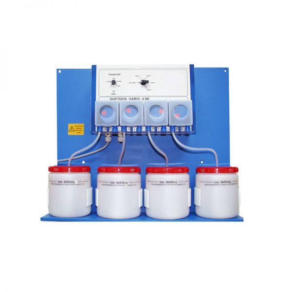 EOS Duft Tec Quattro W automatische Dampfsauna Aufgussanlage