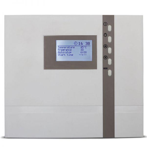 EOS Dampfbadsteuerung Econ S2
