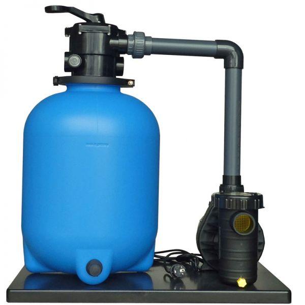 Sandfilteranlage Premium d 500 mm mit Aqua Vario Plus
