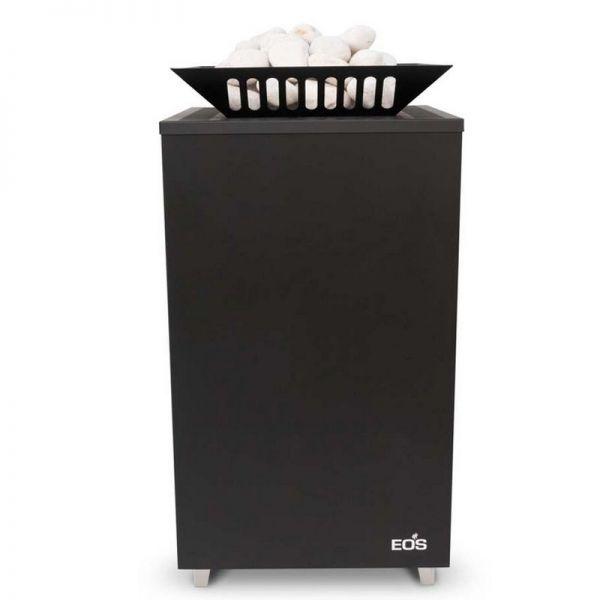 EOS Saunaofen Cubo Avantgarde black ohne Steuerung