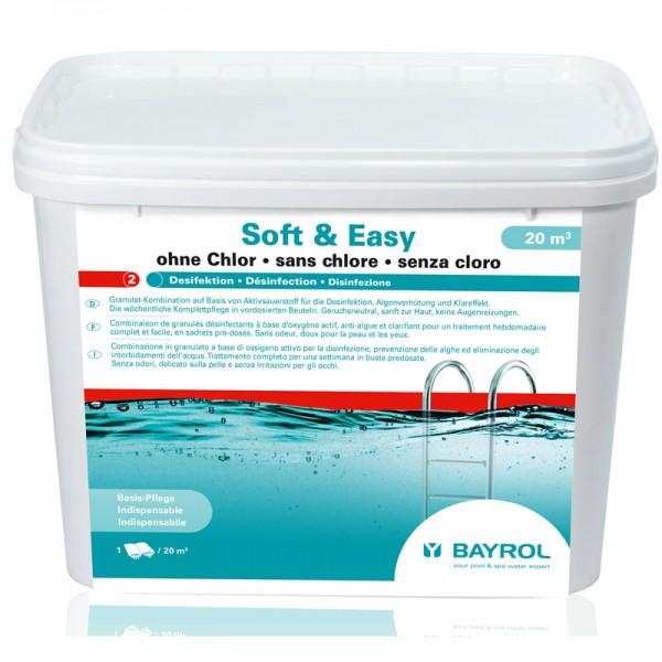 Bayrol Soft & Easy 4,48 kg für 20 m³
