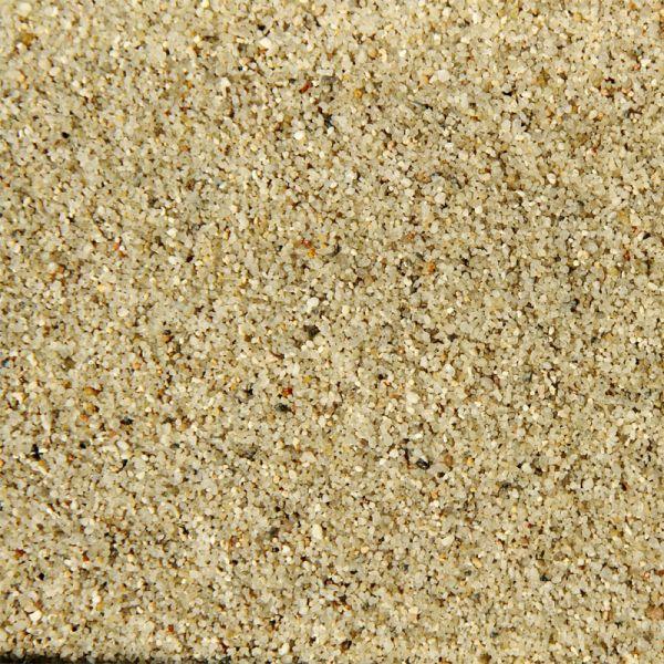 Filtersand Quarzsand 0,4 - 0,8 mm