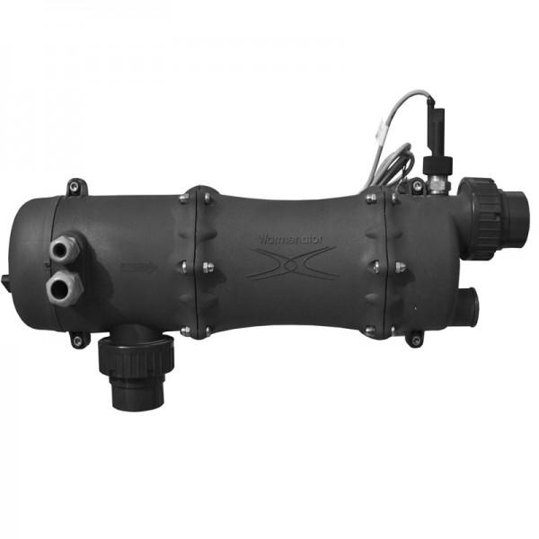 MTS Elektroheizer Kunststoff PA 6.6 9kW 400V