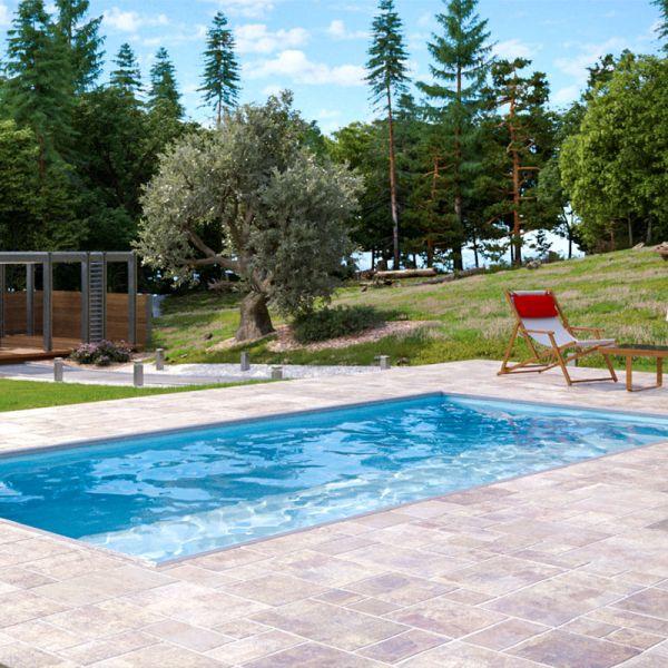 Albixon G1 Benefit Skimmer Pool 2,70 x 6,00 x 1,50 m