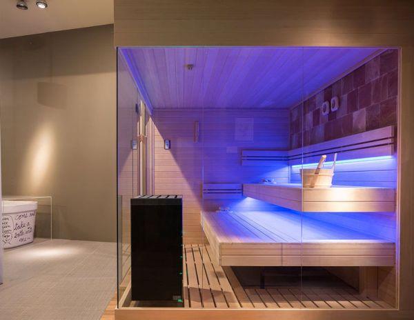 EOS LED RGB Dampfbadlichtstreifen