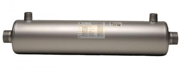 Dapra Titan Heizungswärmetauscher HWT 76 kW