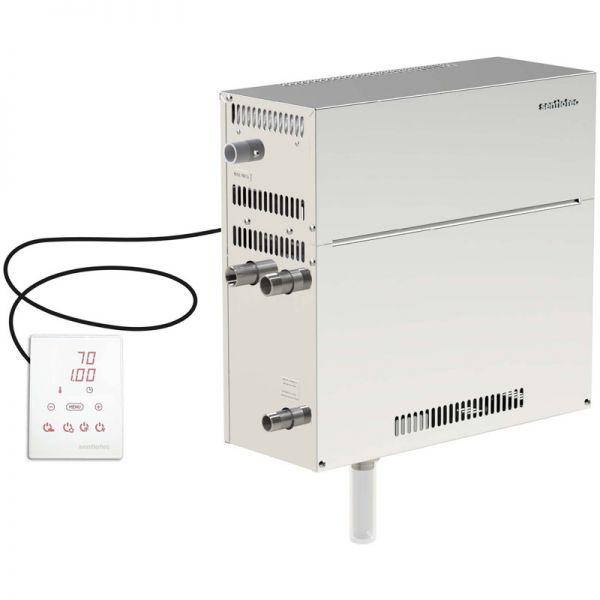 Sentiotec Dampfgenerator SGH mit Bedienteil