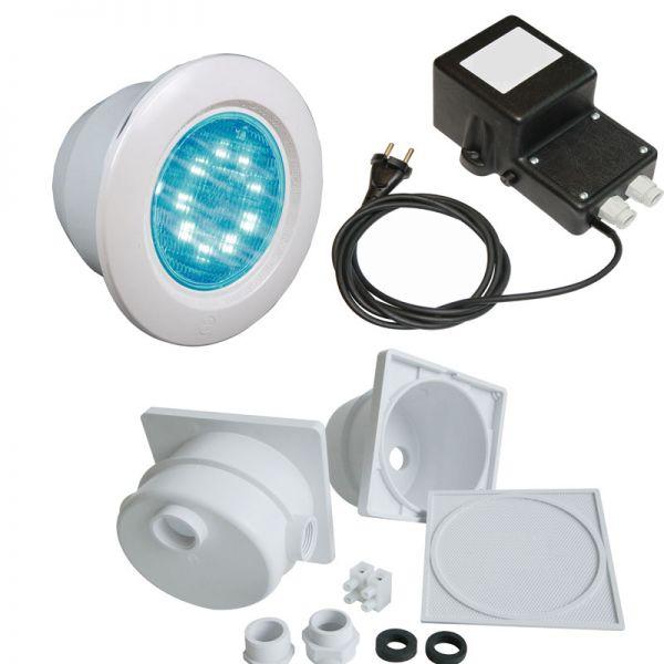 Set Poolbeleuchtung 1 LED mehrfarbig