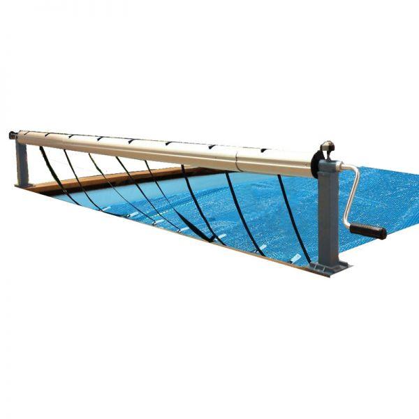 Aufrollvorrichtung Java Holzpool