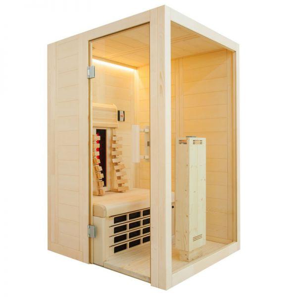 Infrarotkabine MiniMy 120 Basic 1,20 x 1,03 m