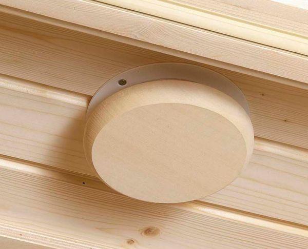 Sauna Lüftungs- Abluftventil
