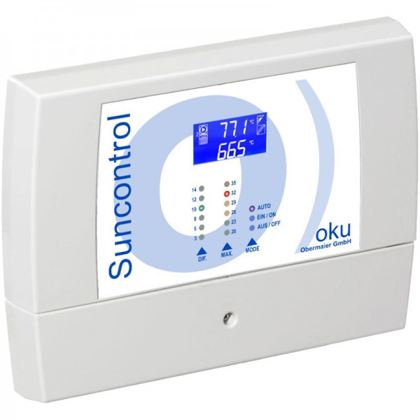 OKU Suncontrol Differenztemperaturregler