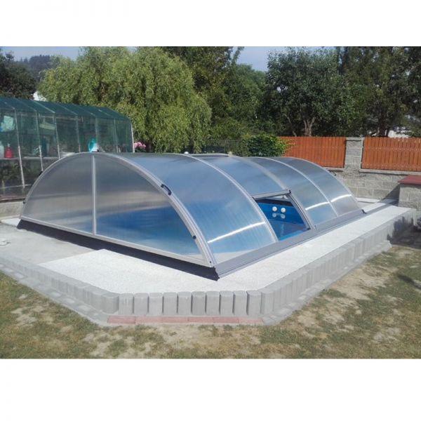 Mountfield Poolüberdachung Trend 4,60 x 3,20 x 1,03 m