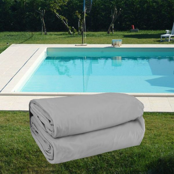 Styropor Pool Set 6,00 x 3,00 x 1,50 m grau