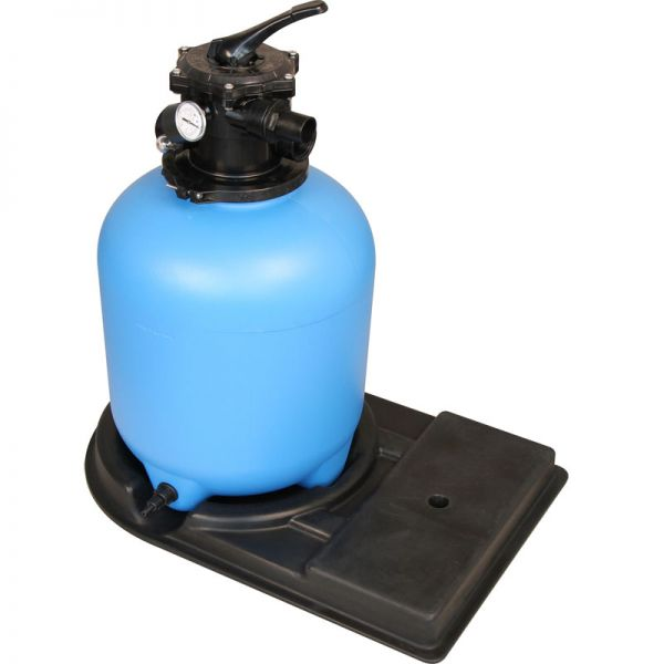 Sandfilterbehälter d 400 mm aus Polypropylen