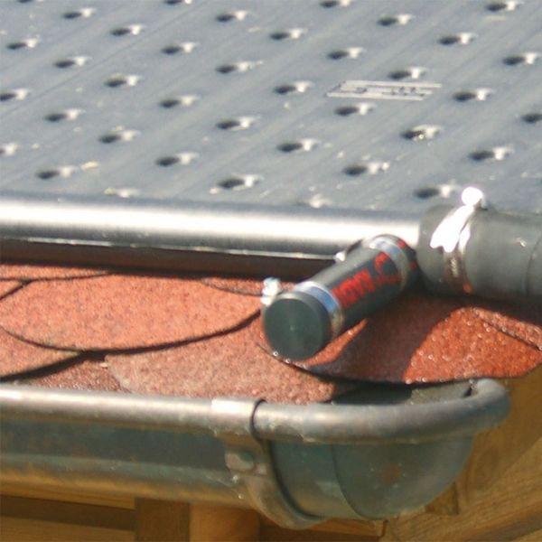 Solarabsorber Endstopfenset 25 mm