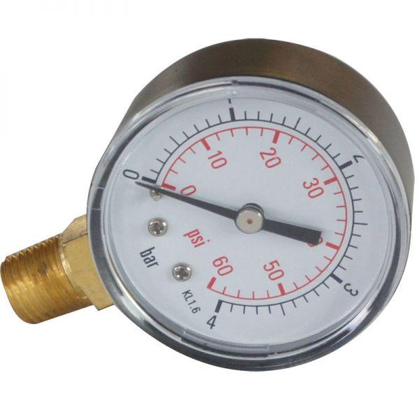 "Manometer d 53 mm 1/4"" AG"