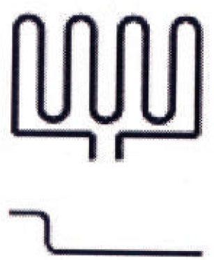 Verdampfer Heizstab Euro Danarium 3000 W 2001.1713
