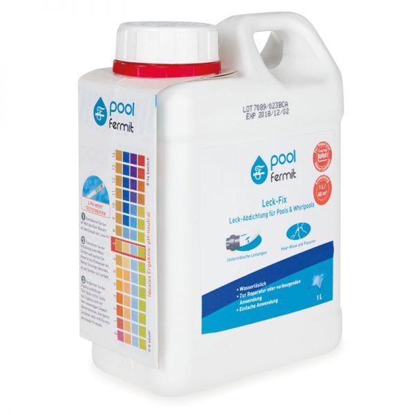 Pool Fermit Leck-Fix 1 Liter Kanister