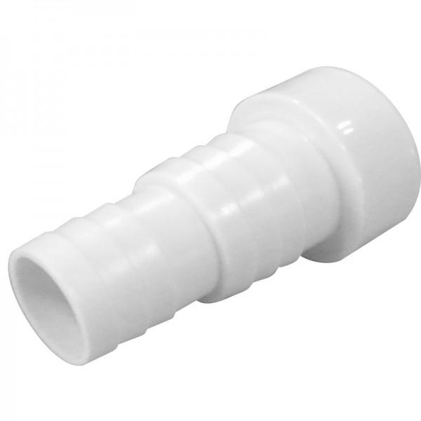 Schlauchübergangsstutzen 32/38 mm x 50 mm