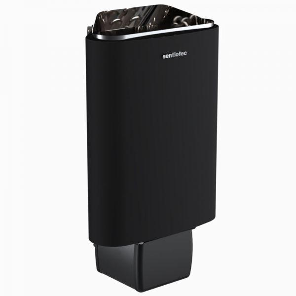 Sentiotec Saunaofen 100 E schwarz ohne Steuerung